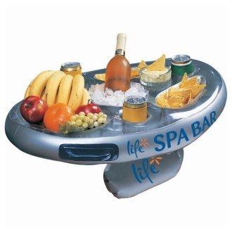 Hot Tub Tableware