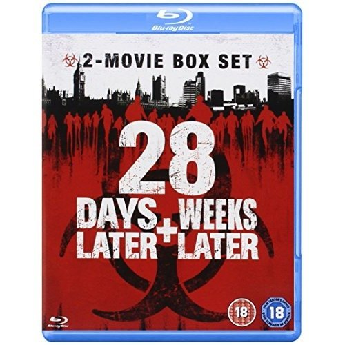 28 Days Later / 28 Weeks Later Blu-Ray [2008]
