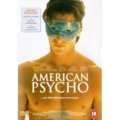 American Psycho DVD [2000]