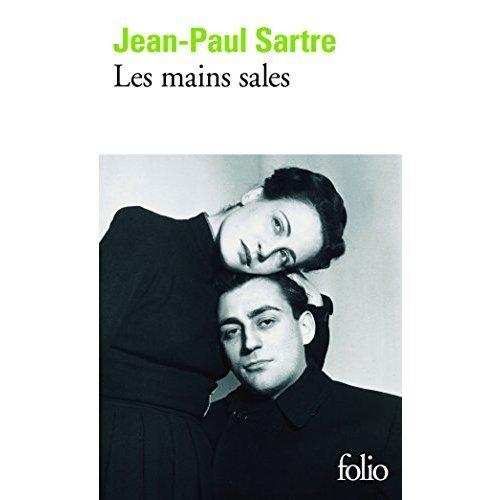 Les Mains Sales (Collection Folio)