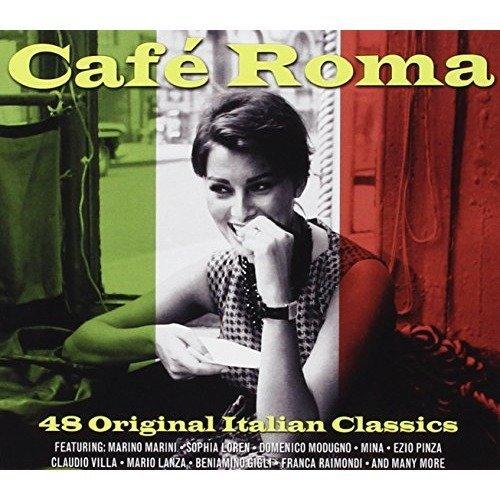 Cafe Roma [CD]