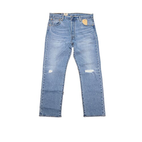 Levi's Men's 501 Original- Fit Jeans Righty Lefty Light/Stretch 29*30