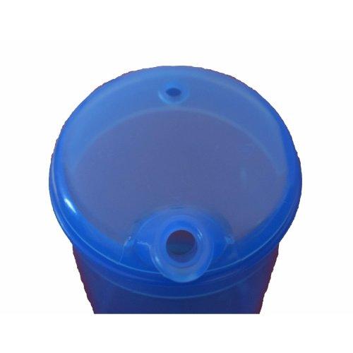 Hospital Cup Lids - Feeder Beaker Lids - Narrow Spout