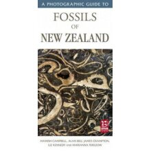 Photographic Guide to Fossils of New Zealand Paperback - Used
