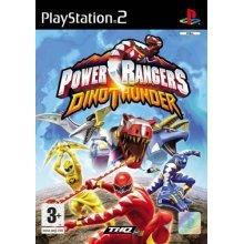 Power Rangers Dino Thunder (PS2) - Used