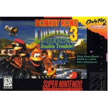 Donkey Kong Country 3 SNES - Used
