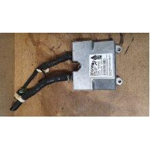 VAUXHALL ASTRA H -AIR BAG ECU SENSOR - 13188857 - Used