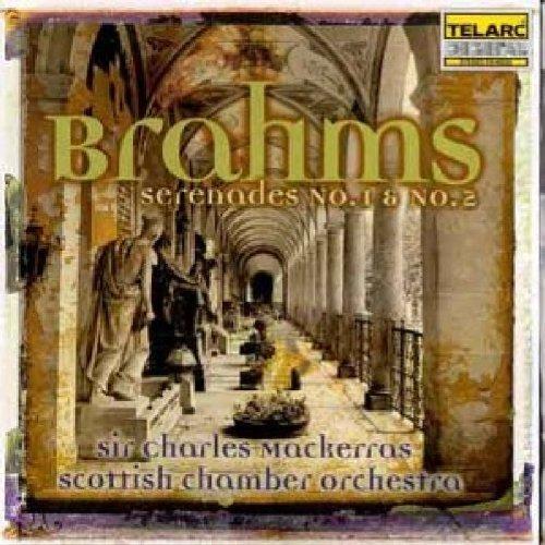 Brahms - Brahms: Serenades Nos 1 and 2 [CD]