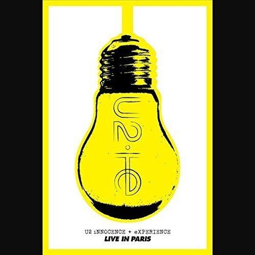 U2: Innocence   Experience Live in Paris [blu-ray] [ntsc]