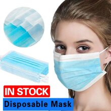 100pcs Medical Surgical Disposable masks