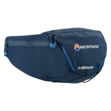 Montane Trailblazer 3 Waist Pack - Narwhal Blue