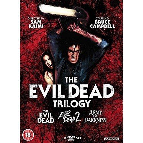 The Evil Dead Trilogy - The Evil Dead / Evil Dead 2 / Army Of Darkness DVD [2013]