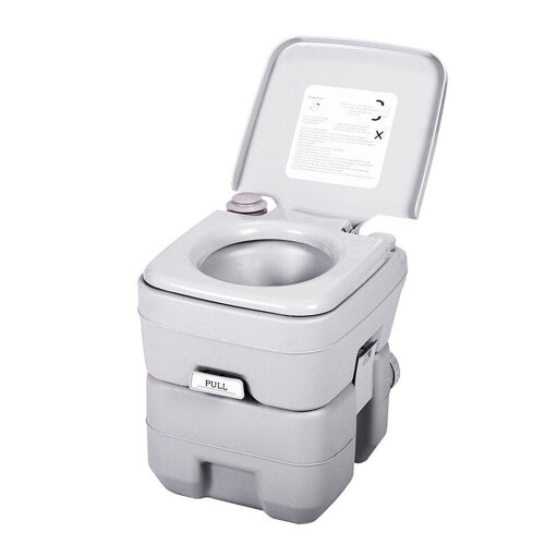20L Portable Camping Toilet | Travel Toilet
