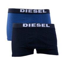 DIESEL UMBX ROCCO 04 Mens 2x Pack Short Boxers Trunks