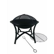 Cast Iron Fire Pit / BBQ Multi Purpose Patio Heater