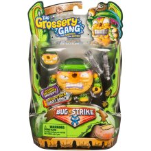 Grossery Gang 69114 S4 Bug Strike Action Figure - Dudgey Donut