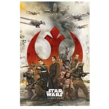 Star Wars Official Rogue One Rebels Maxi Poster