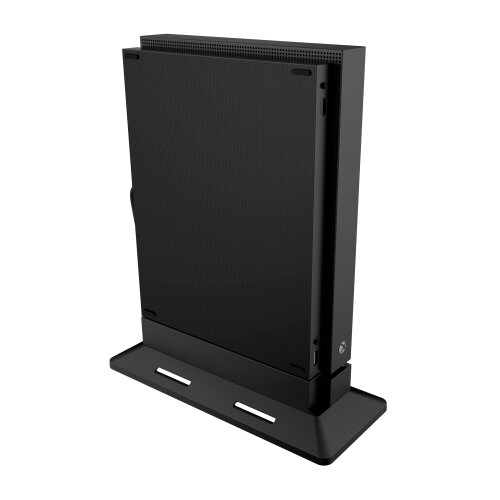 Vertical Cooling Fan Stand for Xbox One X Console