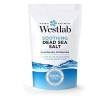 Westlab Dead Sea Salt Stand Up Resealable Pouch 1 kg
