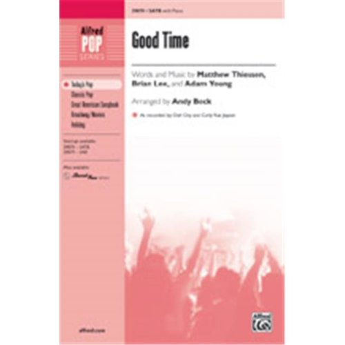 Alfred 00-39880 GOOD TIME-STRX CD
