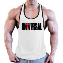 Men's Gym Sleeveless Shirt Sports Fitness Vest Muscle