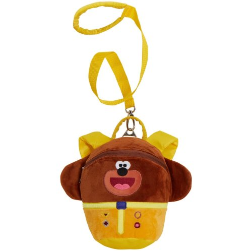 Plush Hey Duggee Backpack with Reins