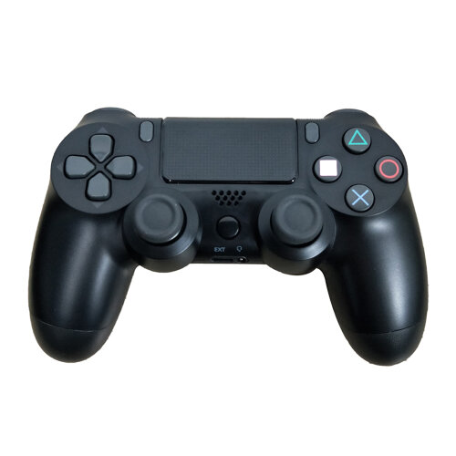 Unofficial Black Wireless Controller For Sony Playstation 4 With Charging Cable