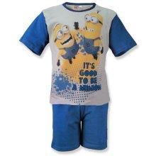 Blue Minions Short Pyjamas