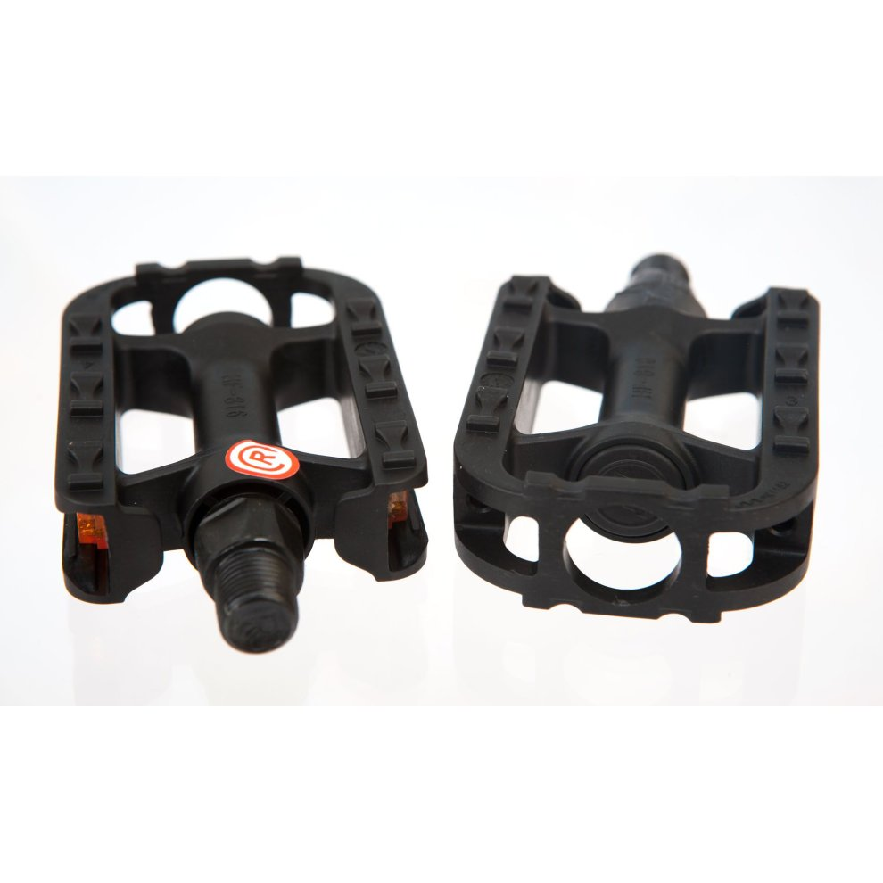 """Pair of 1//2/"""" Childrens SMALL bike cycle PEDAL New BLACK KIDS BIKE PEDALS"""