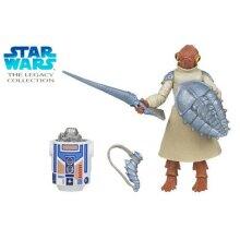 Hasbro Mon Calamari Warrior Legacy Collection (Build-a-Droid) Star Wars Action Figure