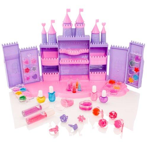 Little Fairy Princess Cosmetic Castle Kids' Makeup Set