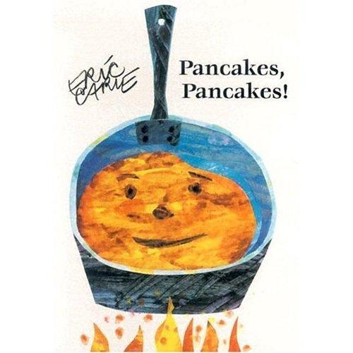 Pancakes, Pancakes! (Classic Board Books)