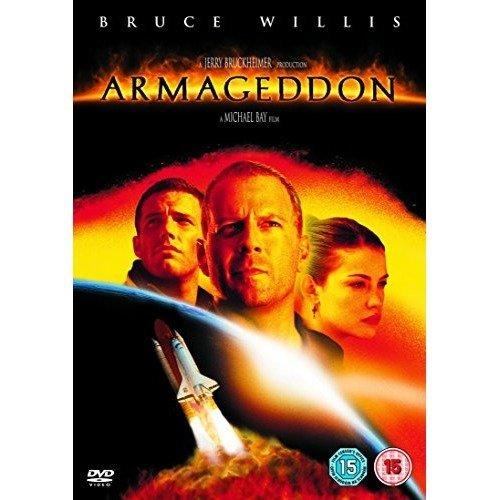 Armageddon DVD [2010]