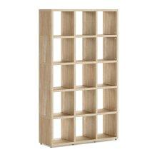 15 Cube Shelf Storage Cube Shelves 1830x1100x330mm