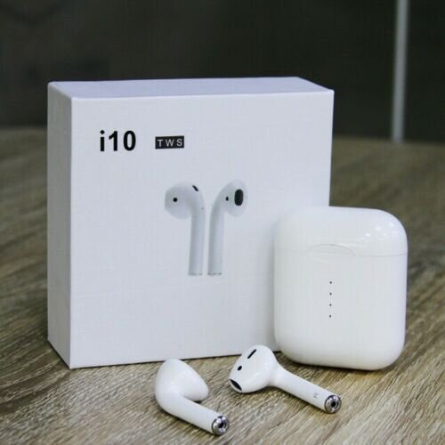 NEW i10 TWS Wireless Bluetooth Earphones Ear pods Earbuds Earplugs headsets