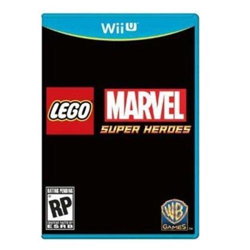 Warner Bros. 1000381352 Lego Marvel Super Heroes Wiiu