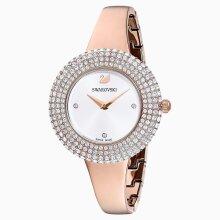 Swarovski 5484073 Crystal Rose Shades Rose Gold Ladies Watch