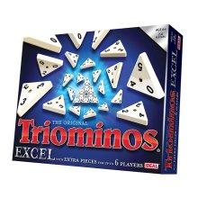 Triominos Excel Game
