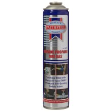 Faithfull PAN43 350g Butane Propane Gas Cartridge
