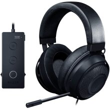 Razer Kraken Tournament Edition, Wired Esports Gaming Headset with Full Audio Control and THX Spatial Sound and Advanced Ergonomics - Black