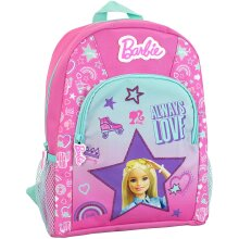 Barbie Kids Backpack Pink