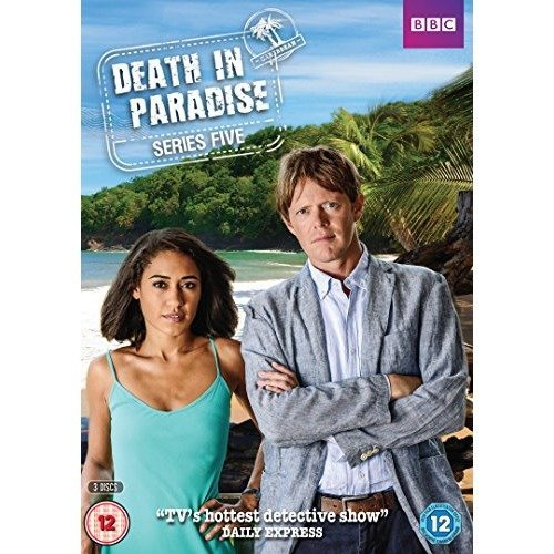 Death In Paradise Series 5 DVD [2016]