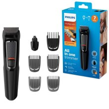 Philips Multi Rechargeable Grooming Kit Beard Stubble & Hair Trimmer
