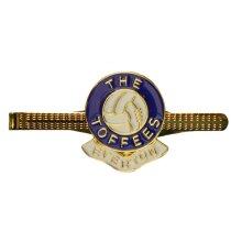 Everton football club tie pin
