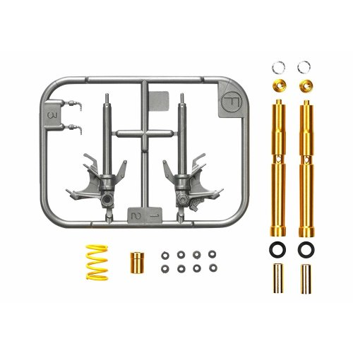 Tamiya 12684 Front Fork Set for 14133 1:12 Scale