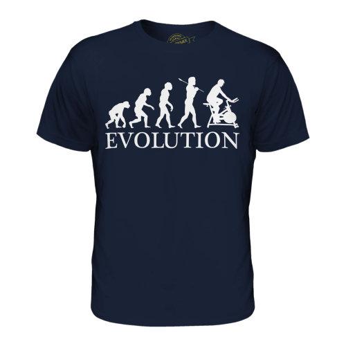 Candymix - Cycling Machine Evolution - Men's T-Shirt Top