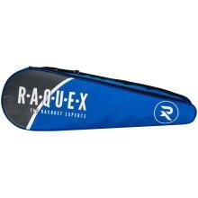 Raquex Full Length Racket Cover - For 2 squash or badminton racquets