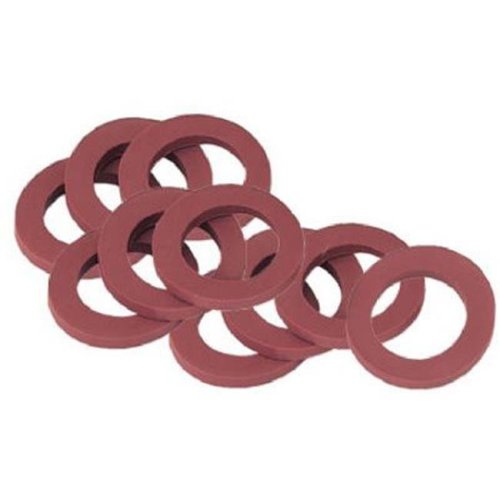 Fiskars 581197 Green Thumb Rubber Hose Washers, 10 Per Pack