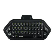 Audio Chatpad for Xbox One Controllers, Keyboard with 3.5mm Headset Jack