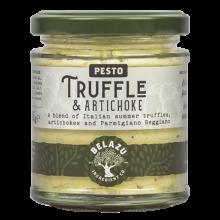 Belazu Truffle & Artichoke Pesto (165g)